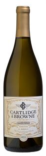 Cartlidge & Browne Chardonnay 2015 750ml